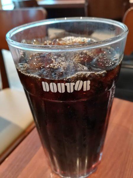 ドトールコーヒーのアイスコーヒー
