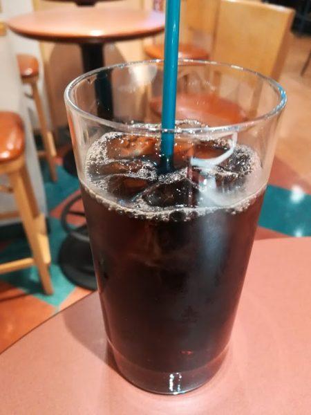 ベローチェでアイスコーヒー