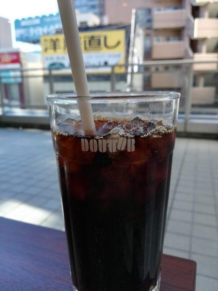 相模原駅のドトールコーヒー