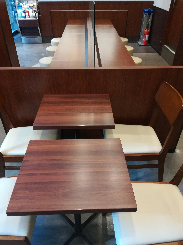 中村橋駅のカフェ