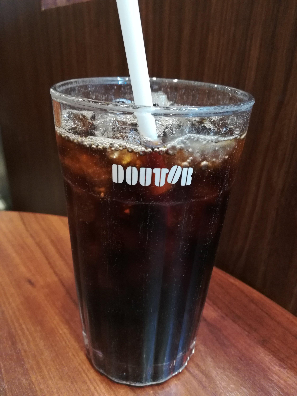 ドトールのアイスコーヒーがまずいとは思わない