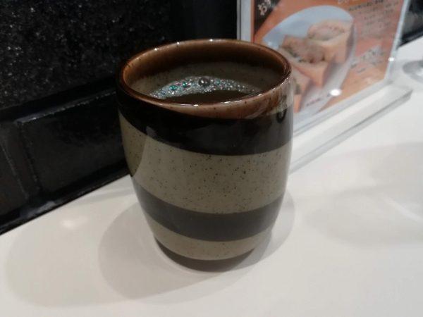 ルノアールのあたたかいお茶が好き