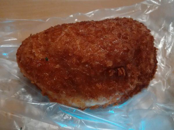 リトルマーメイドのカレーパン