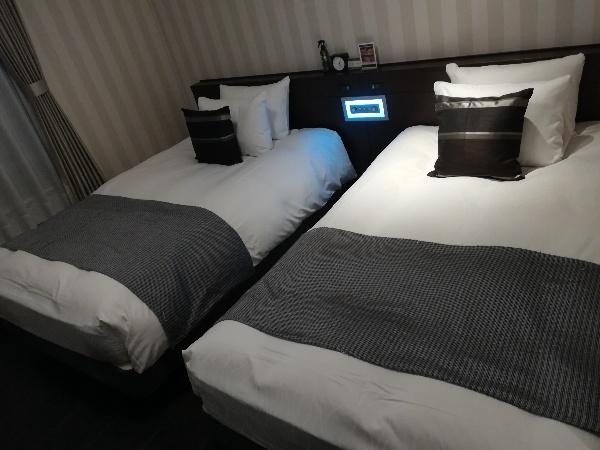 ホテル ココ グラン北千住のツインルーム